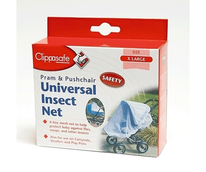 Picture of £6.99 PRAM INSECT NET UNIVERSAL (12)