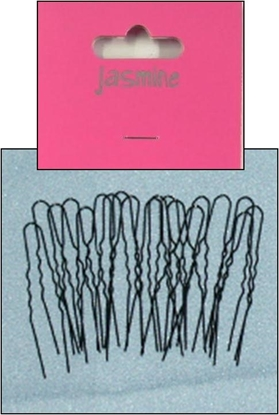 Picture of £1.00 JASMINE BROWN HAIRPINS 36 SHORT(6)