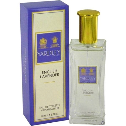 Picture of £9.99/7.75 YARDLEY LAVENDER EDT 50ML