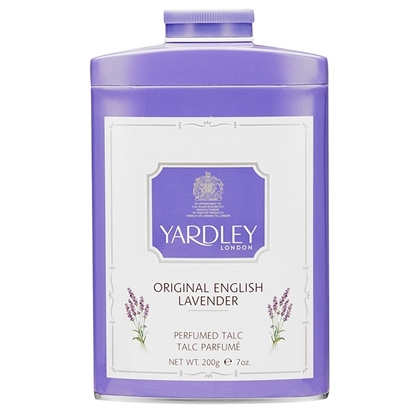 Picture of £7.25/5.99 YARDLEY LAVENDER TALC 200G