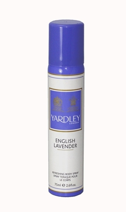 Picture of £2.49/1.99 YARDLEY LAVENDER BODY SPR 75M