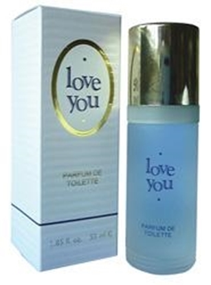 Picture of £3.69 LOVE YOU FRAGRANCE 55ml (12)