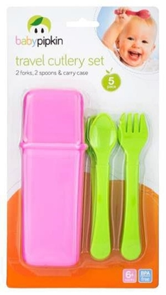 Picture of £1.79 BABY PIPKIN TRAVEL CUTLERY (24)