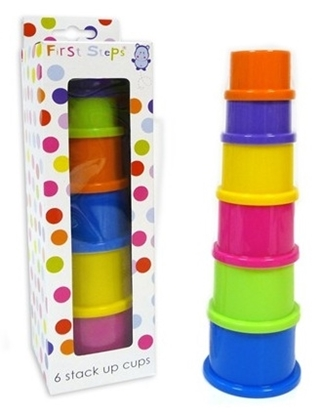 Picture of £1.79 BABY PIPKIN STACKING CUPS