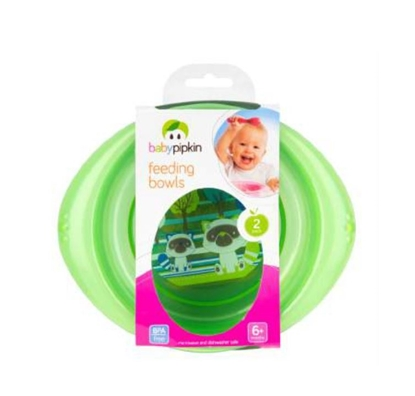 Picture of £1.79 BABY PIPKIN 2 FEEDING BOWLS