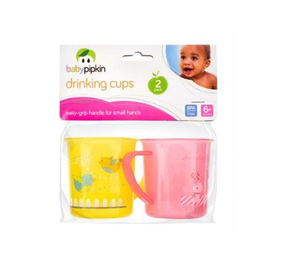 Picture of £1.99 BABY PIPKIN 2 DRINKING CUPS