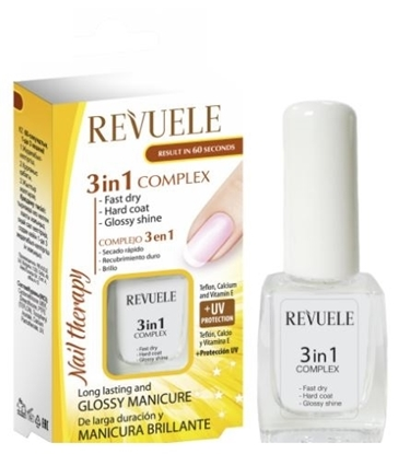 Picture of £2.99 REVUELE 3 IN 1 NAIL COMPLEX (16)