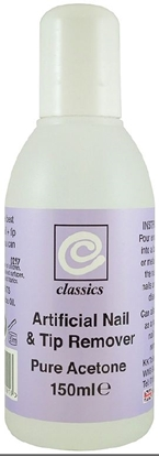 Picture of £1.00 CLASSICS PURE ACETONE 150ml (12)