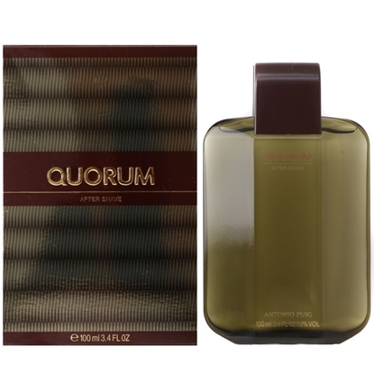 Picture of £11.95/9.50 QUORUM AFTER SHAVE 100ML