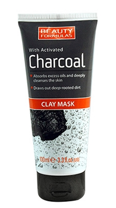 Picture of £1.00 CHARCOAL FACE MASKS TUBE (12)