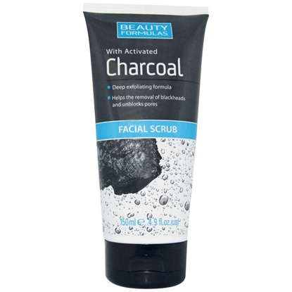 Picture of £1.00 CHARCOAL FACIAL SCRUB TUBE (12)