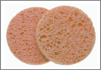 Picture of £1.99 MANICARE CELLULOSE SPONGES x 2 (6)