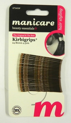 Picture of £1.15 MANICARE BRN GRIPS 2in (10/12)