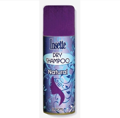 Picture of £0.69 INSETTE NATURAL 100ML DRY SHAM (12