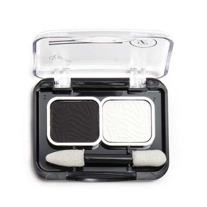 Picture of £1.99 LAVAL DUO EYESHADOW BLK/WHT