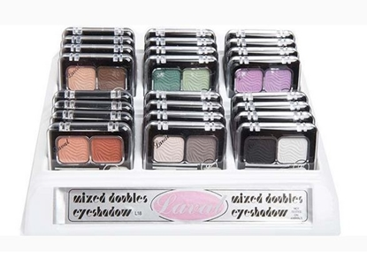 Picture of £1.99 LAVAL DUO EYESHADOWS ASST TRAY