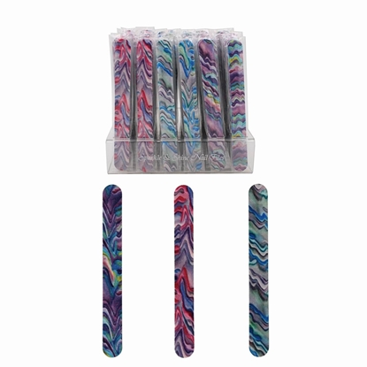 Picture of £0.79 GLITTER NAIL FILES (72) 43793