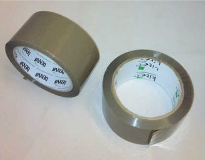 Picture of BROWN PACKAGING TAPE ROLLS