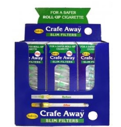 Picture of £0.99 CRAFE AWAY NEW MINI FILTERS (12)