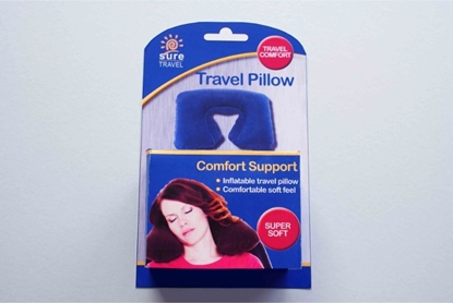 Picture of £1.99 TRAVEL NECK PILLOW (6) TR19847