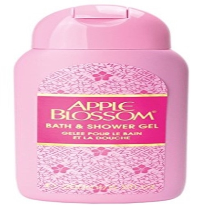 Picture of £3.95/3.50 APPLE BLOSSOM BATH/SHOWER GEL