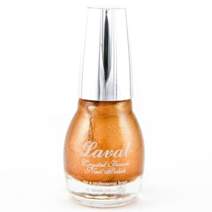 Picture of £1.00 LAVAL NAILPOLISH HONEY GOLD (24)