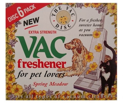 Picture of £1.00 VAC DISCS 6 PACK PET (12)