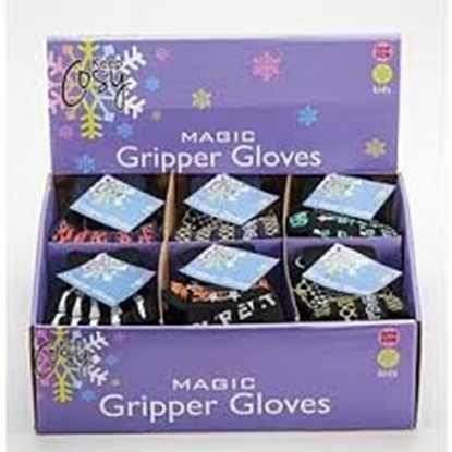 Picture of £1.00 GLOVES BOYS MAGIC GRIPPERS (36)