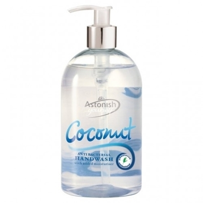 Picture of £1.00 ASTONISH H/WASH 500ml COCONUT (12)