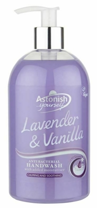 Picture of £1.00 ASTONISH H/WASH 500ml LAVENDER (12