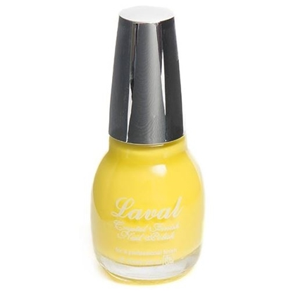 Picture of £1.00 LAVAL NAILPOLISH PASTEL YELLOW (24