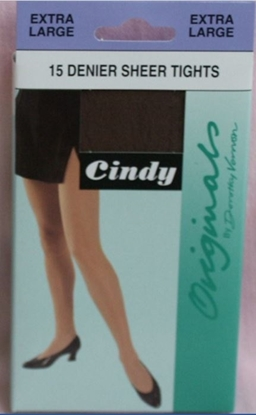 Picture of £1.49 PALOMA MINK XLG TIGHTS 15 DEN