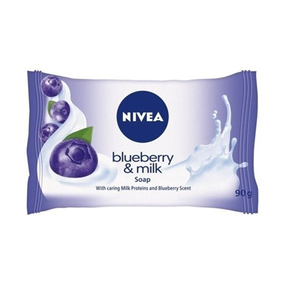 Picture of £0.69 NIVEA 90g SOAP BLUEBERRY (36)
