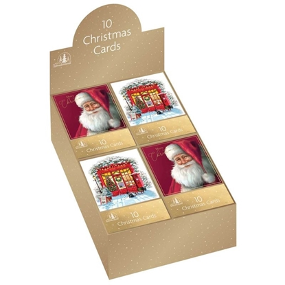 Picture of £1.00 CHRISTMAS CARDS CONTEMP.(24) 2939