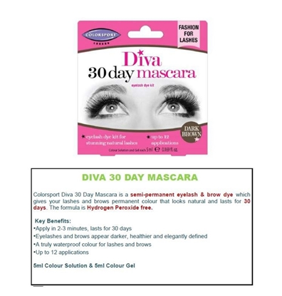 Picture of £4.99 DK BRN 30 DAY MASCARA (6)