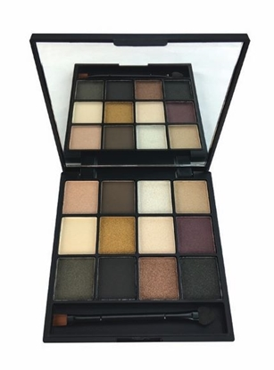 Picture of £5.99 EYESHADOW NUDES BODY COLLECT(12)