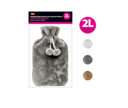 Picture of £4.99 H.W.B. PLUSH COVERED 2L (24)
