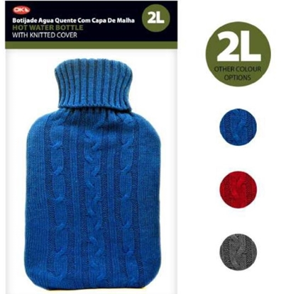 Picture of £4.99 H.W.B. KNITTED COVERED 2L (24)