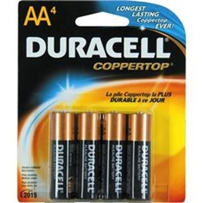 Picture of £2.29 DURACELL BATTERIES AA