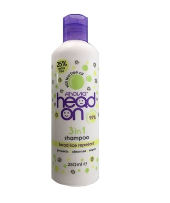 Picture of £1.00 H.ON 3in1 T/TREE SHAMPOO 250ML