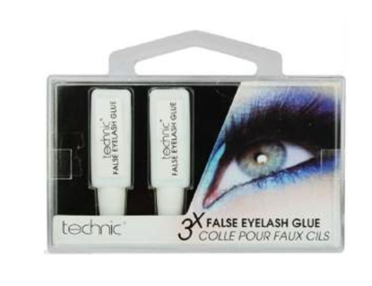 Picture of £1.99 TECHNIC FALSE EYE LASH GLUE x3 (12