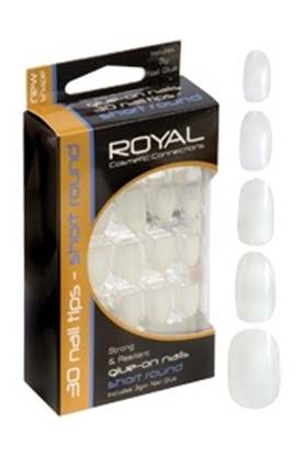 Picture of £1.79 ROYAL NAIL TIPS AND GLUE (12) SR