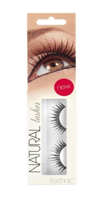 Picture of £1.49 TECHNIC NATURAL EYELASHES A13 (12)