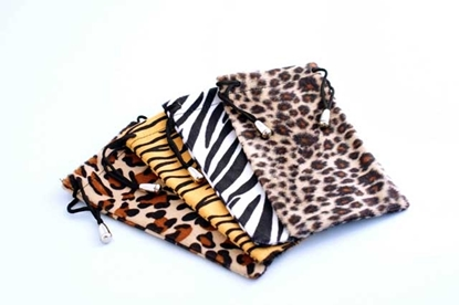 Picture of £1.00 ANIMAL PRINT GLASSES CASES
