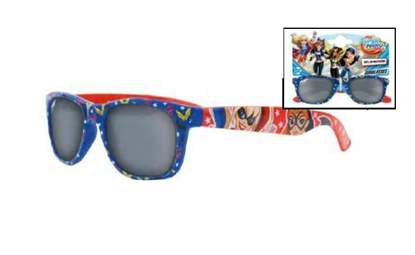 Picture of £4.99 SUPER HERO GIRL SUNGLASSES (6) DC