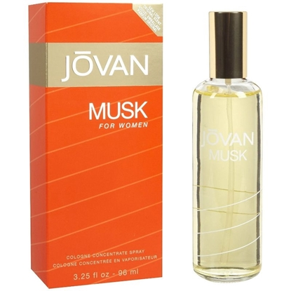 Picture of £12.95/11.75 JOVAN MUSK WOMAN COLOGNE SP