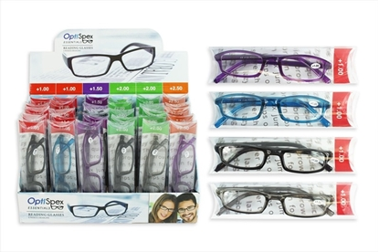 Picture of £1.49 READING GLASSES FN1178 (30)