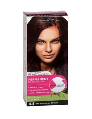 Picture of £1.00 DERMA HAIR COL. DEEP RED BROWN 4.5