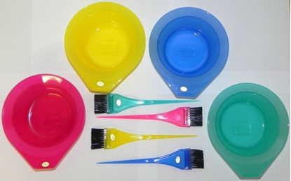 Picture of £1.99 TINTING BOWL + BRUSH (1)