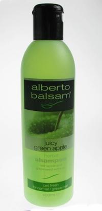 Picture of £1.00 ALBERTO BALSAM APPLE SHAMPOO